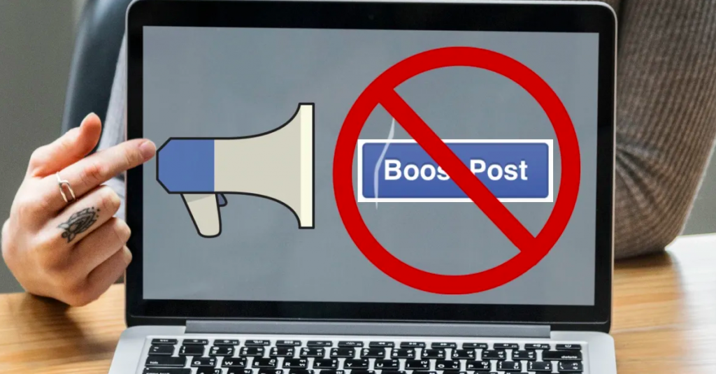 Nesponzorujte příspěvky ze stránky na Facebooku! (Proč?)